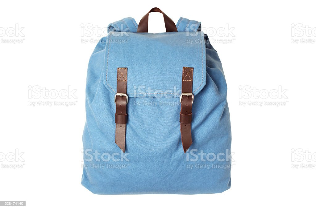 Backpack, bag, school stock photo