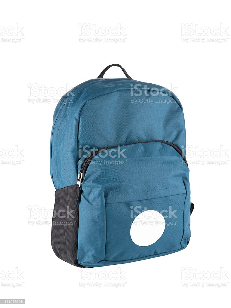 Backpack (Click for more) royalty-free stock photo