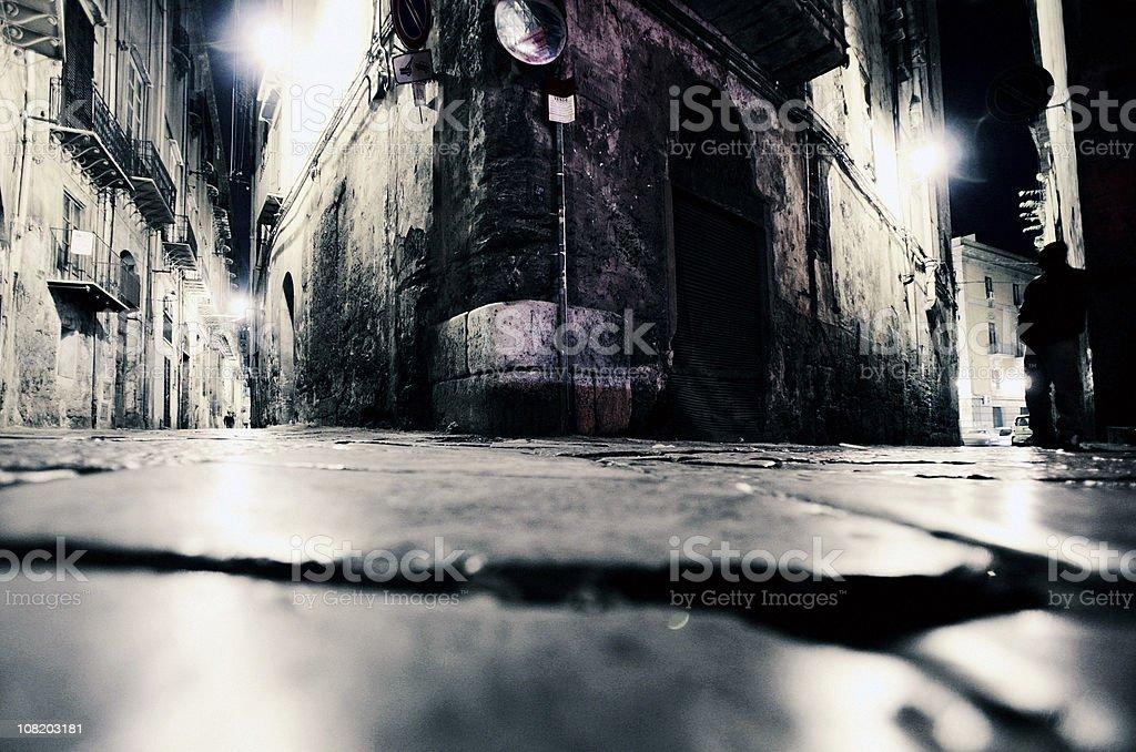 backstreet corners stock photo
