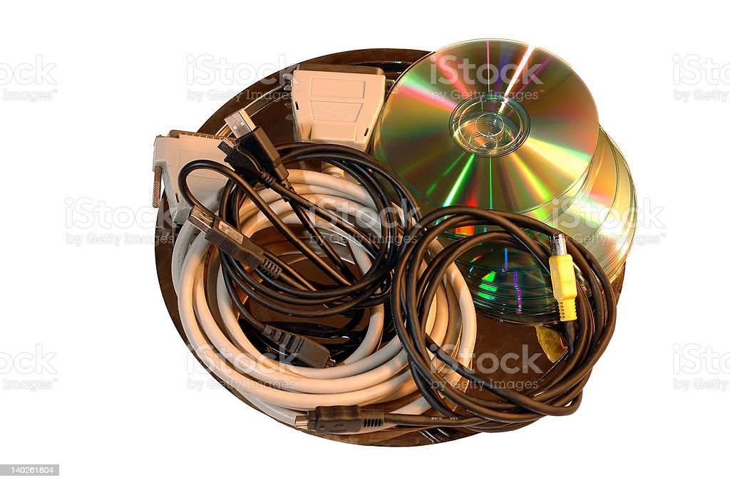 backup solutions stock photo