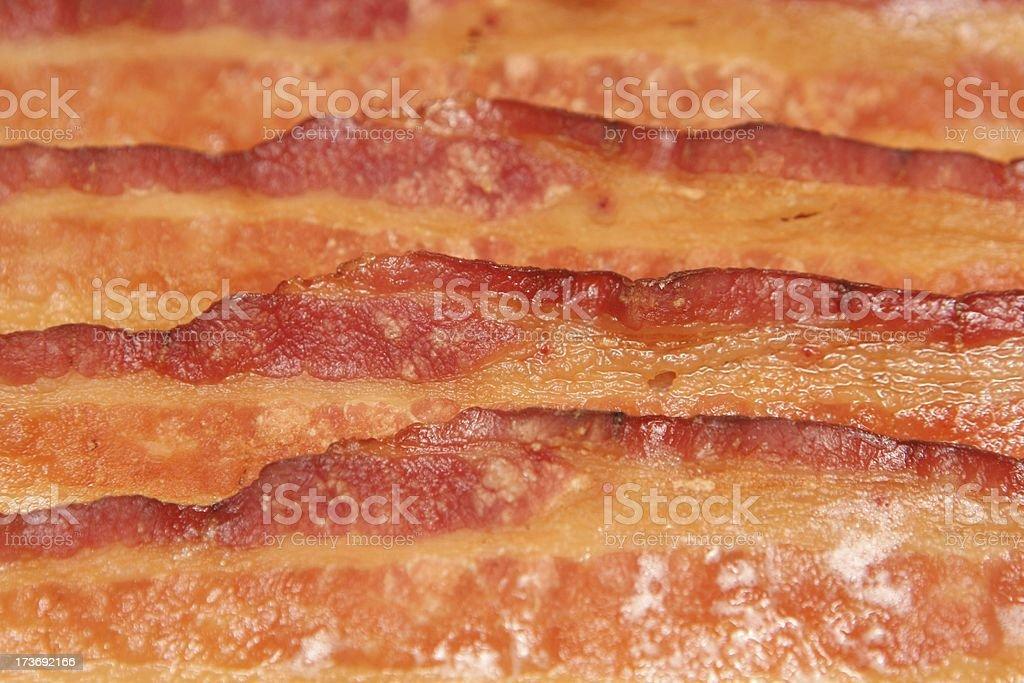 Bacon Background royalty-free stock photo