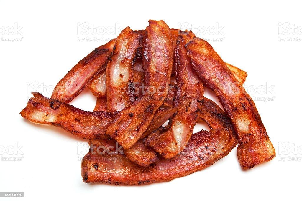Bacon royalty-free stock photo