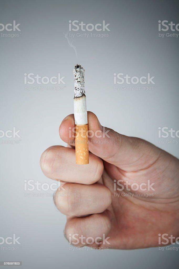 Bad addiction stock photo