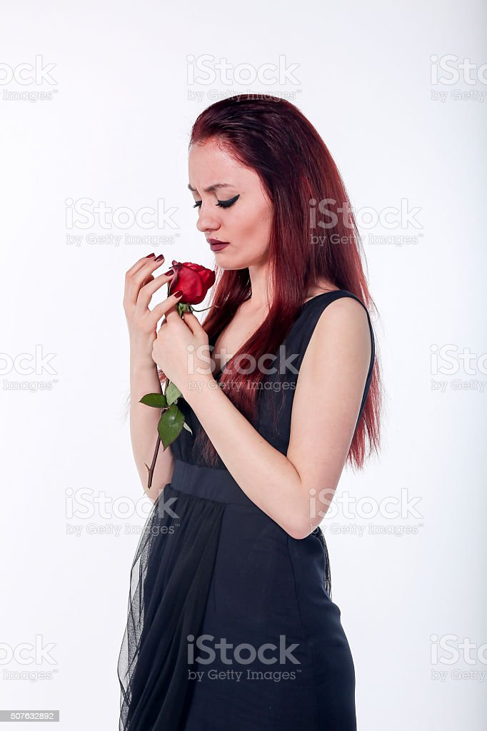 bad beauty stock photo