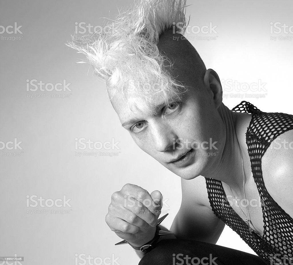 bad boy II stock photo