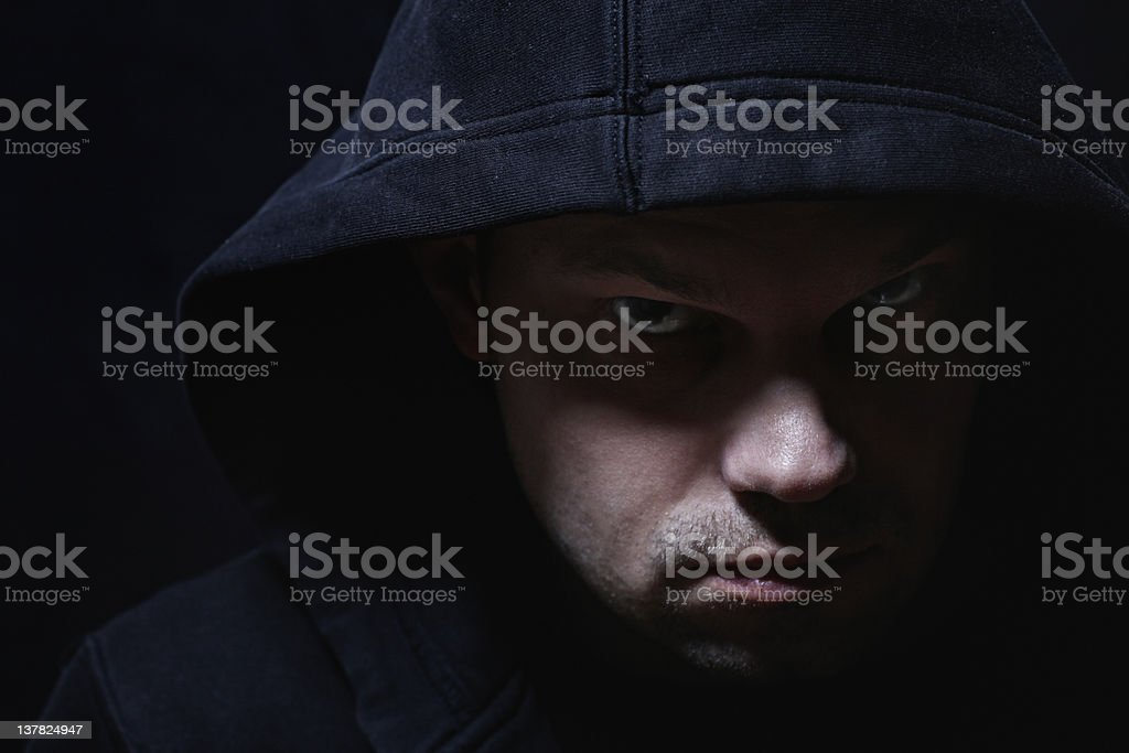 Bad Boy royalty-free stock photo