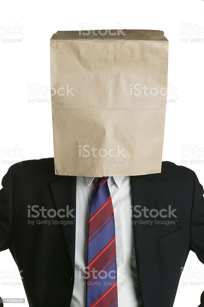 Bad Business stock photo