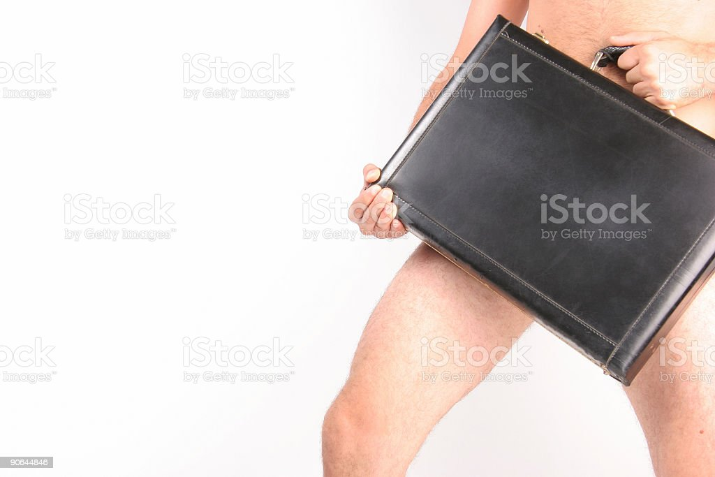 bad business position royalty-free stock photo