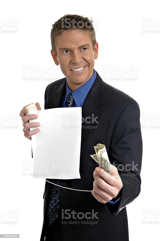 Bad Deal stock photo