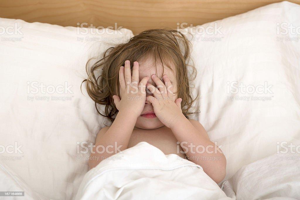 Bad Dreams royalty-free stock photo