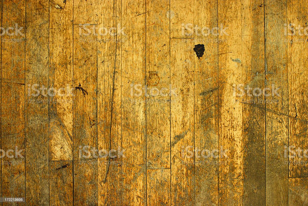 Bad floor royalty-free stock photo