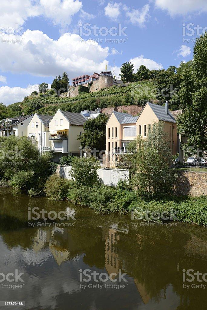 Bad Kreuznach, Germany royalty-free stock photo