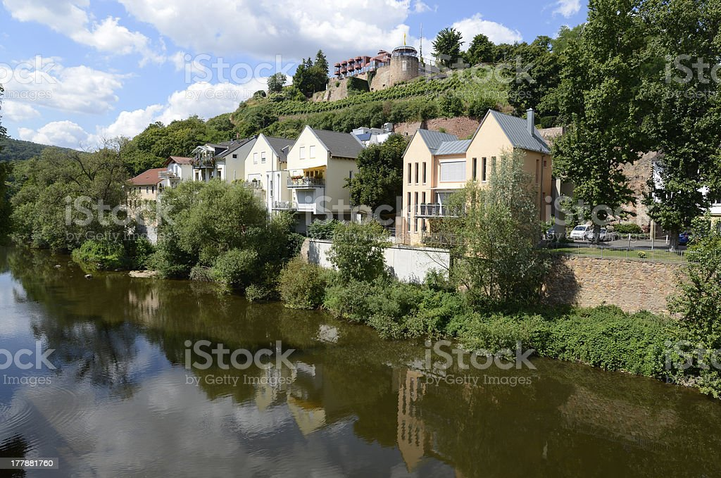 Bad Kreuznach, Germany stock photo