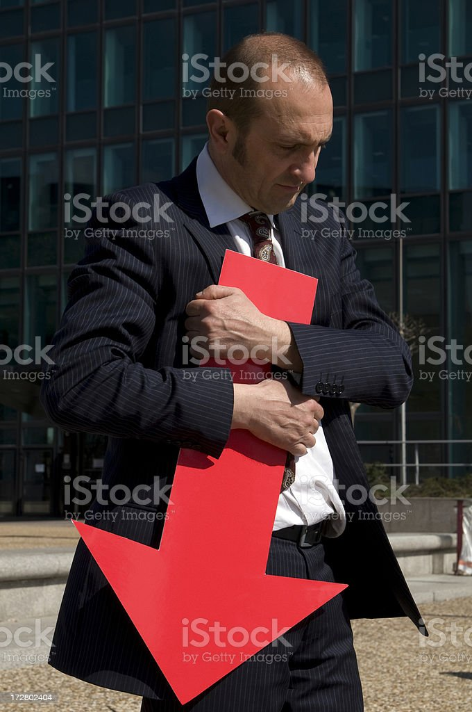 Bad results royalty-free stock photo
