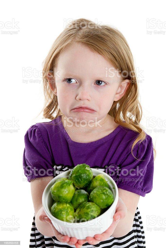 Bad Veggies stock photo