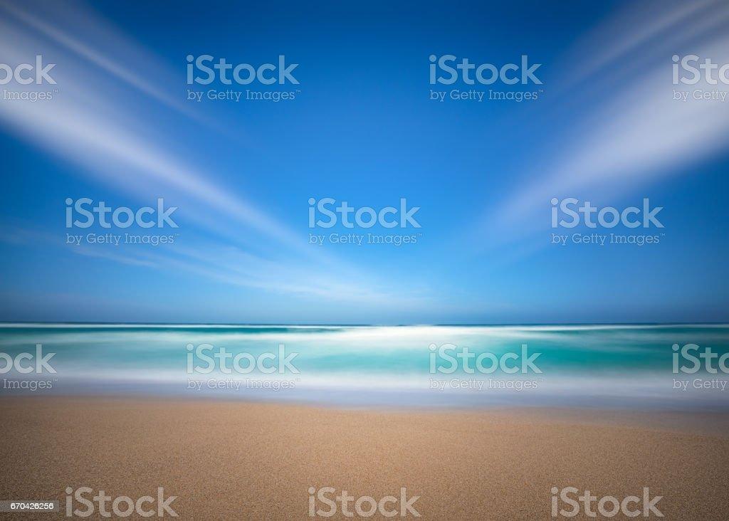 Badesi beach, Sardinia (Sardegna), Italy stock photo