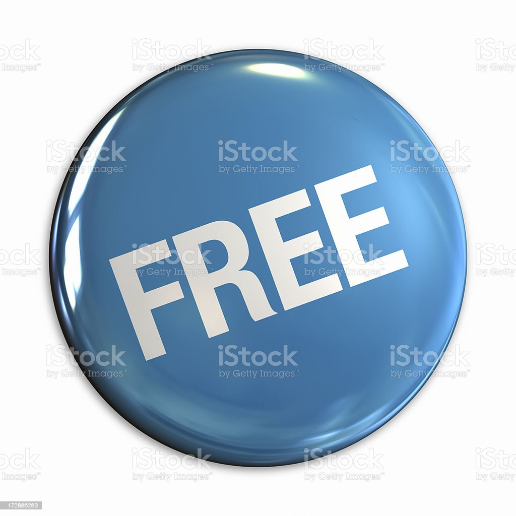 badge Free royalty-free stock photo