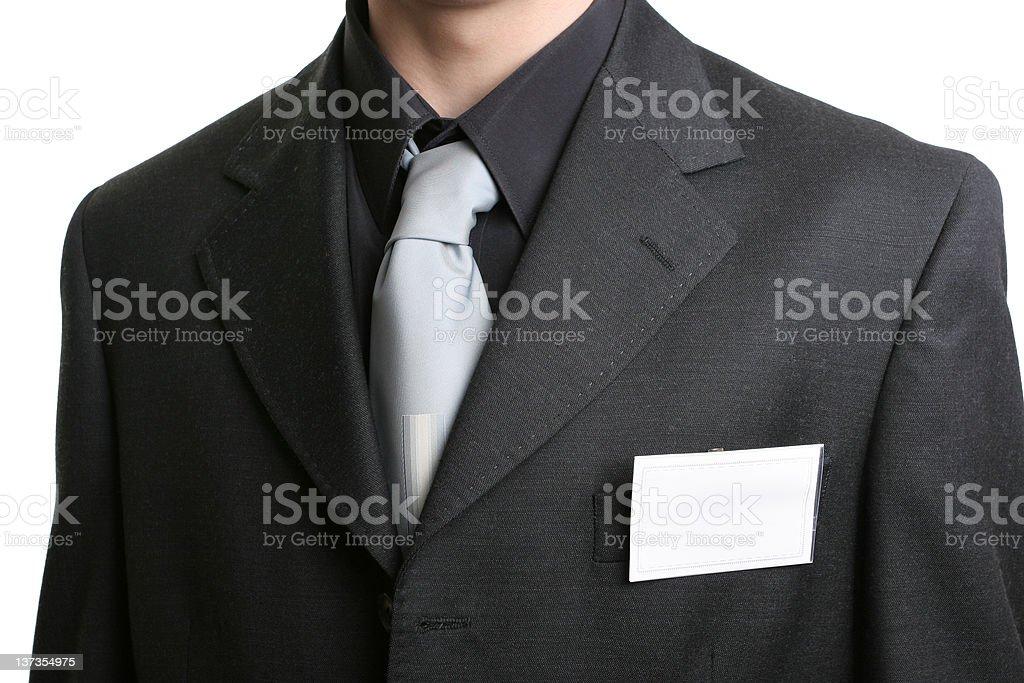 Badge royalty-free stock photo