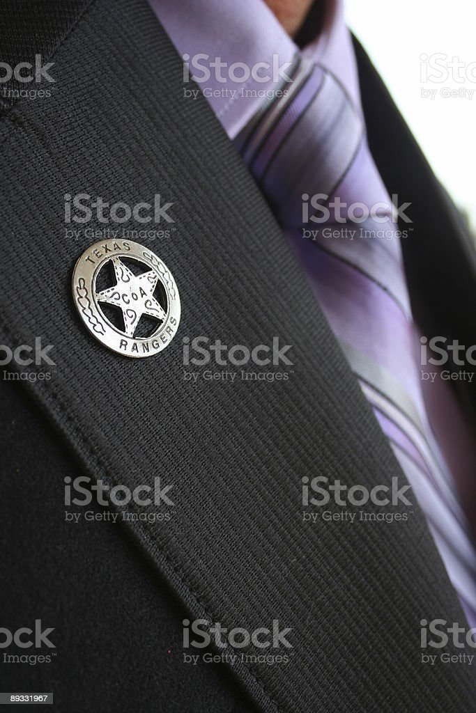 Badge royalty-free stock photo