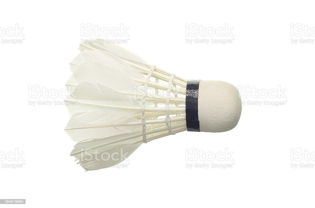 Badminton Shuttle stock photo