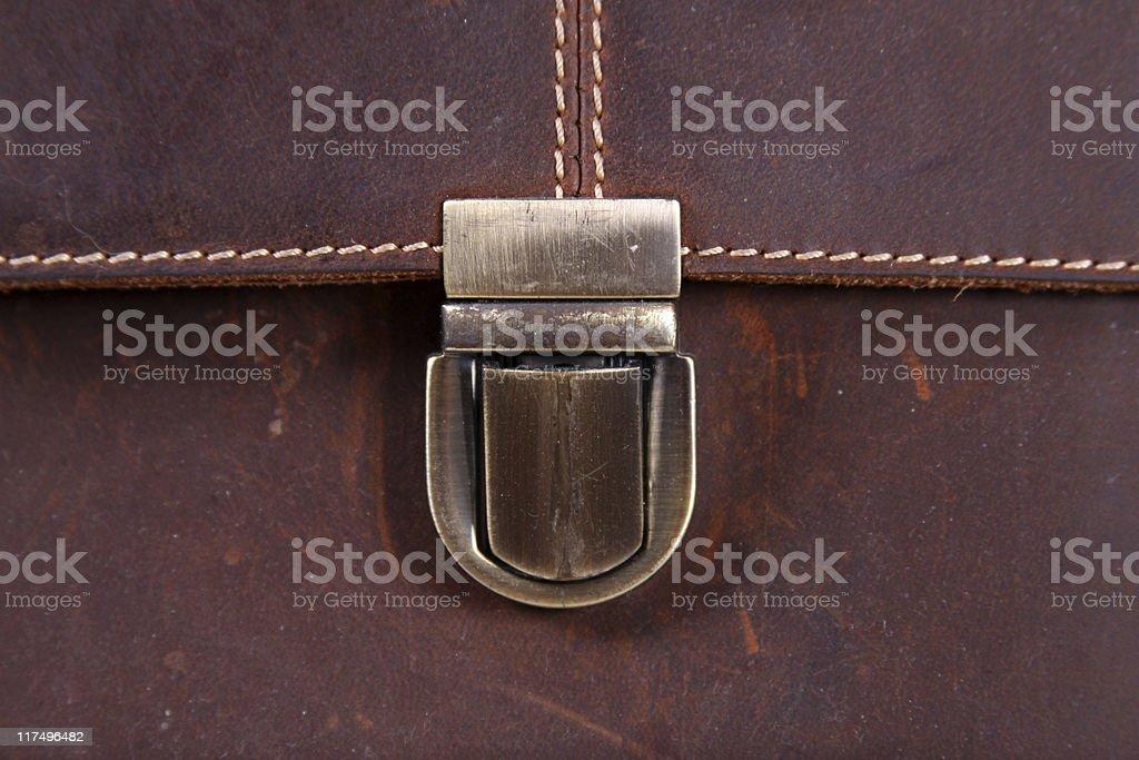 Bag Buckle stock photo