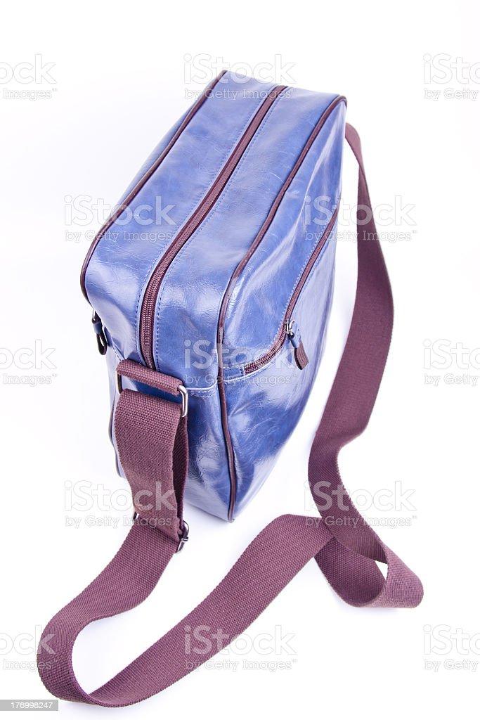 bag for man stock photo