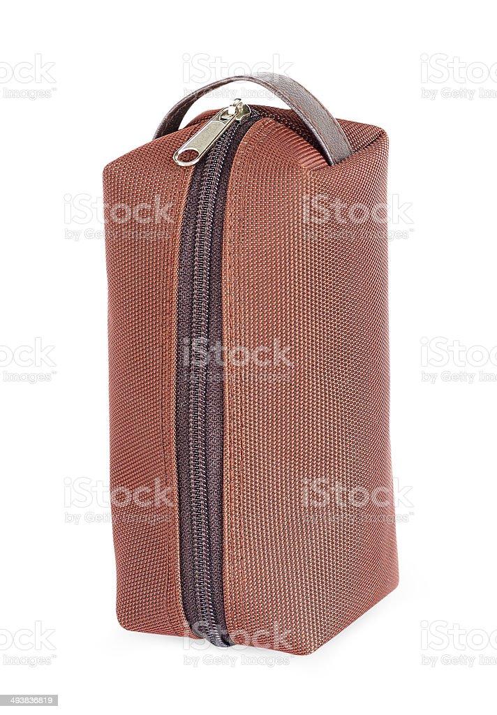bag isolated on white Background stock photo