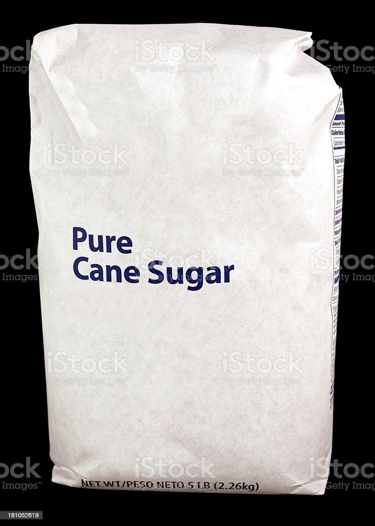 Bag of Sugar stock photo