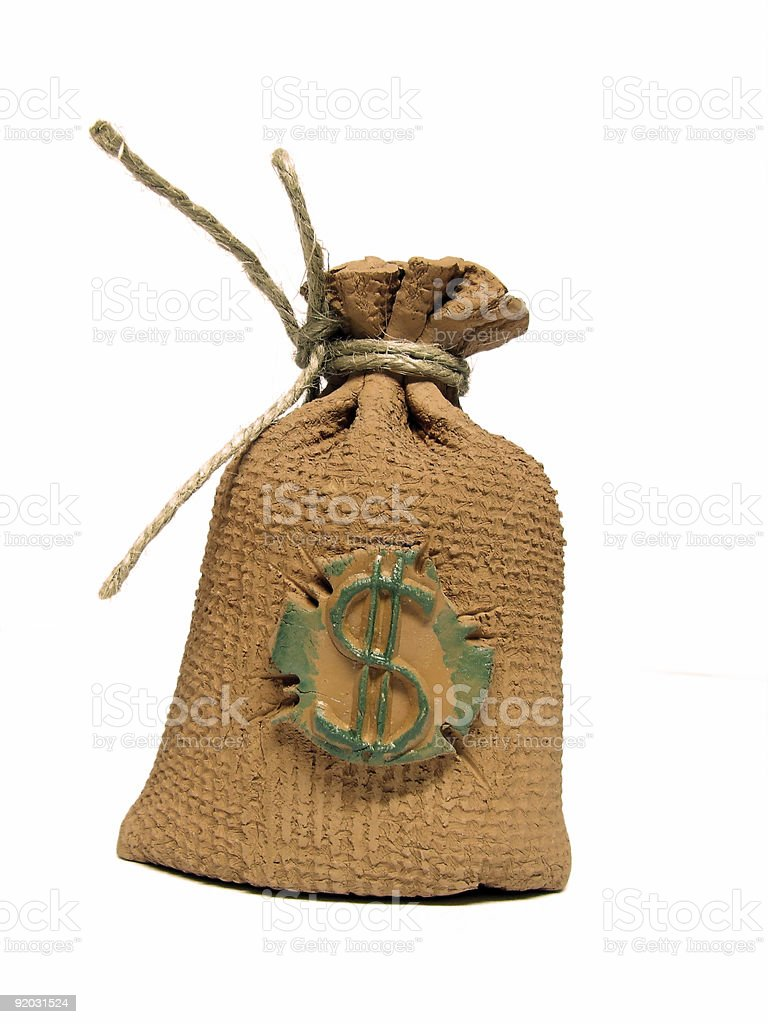 Bag royalty-free stock photo