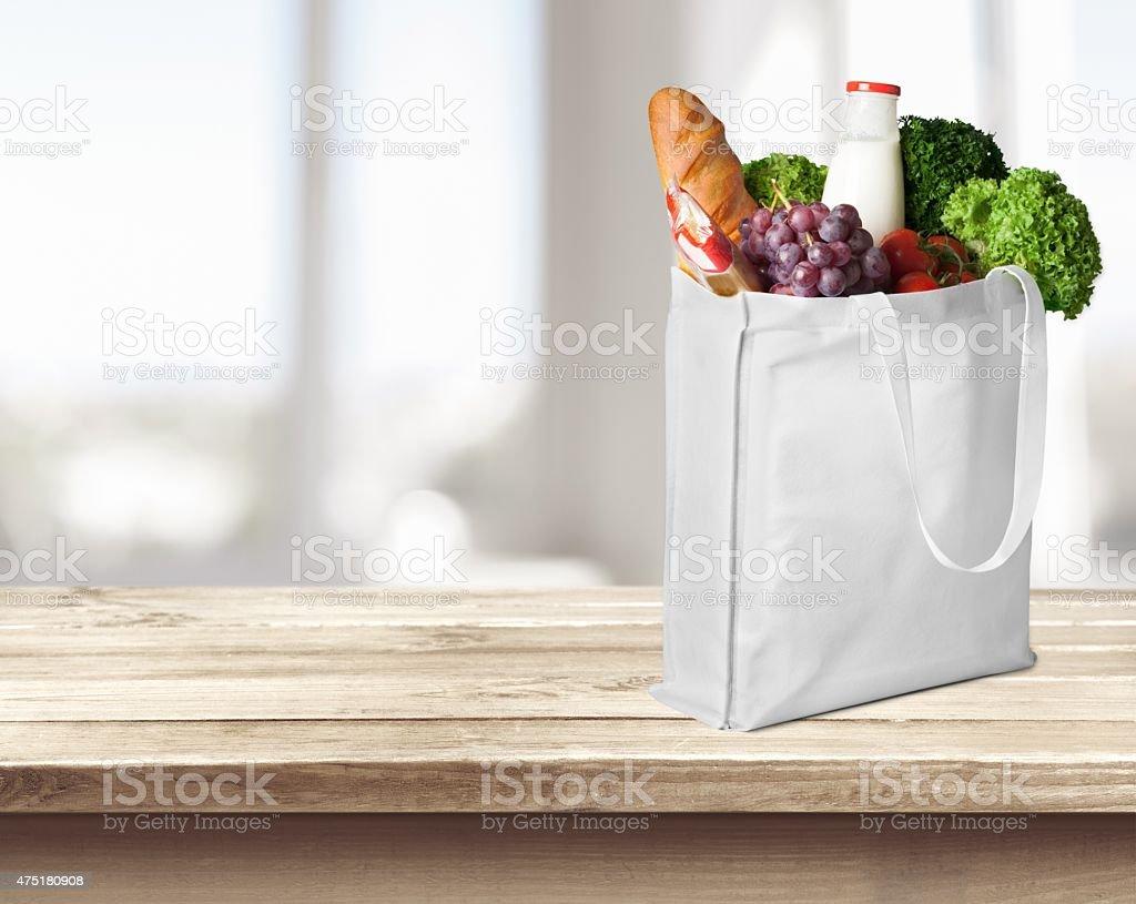 Bag, Shopping Bag, Groceries stock photo