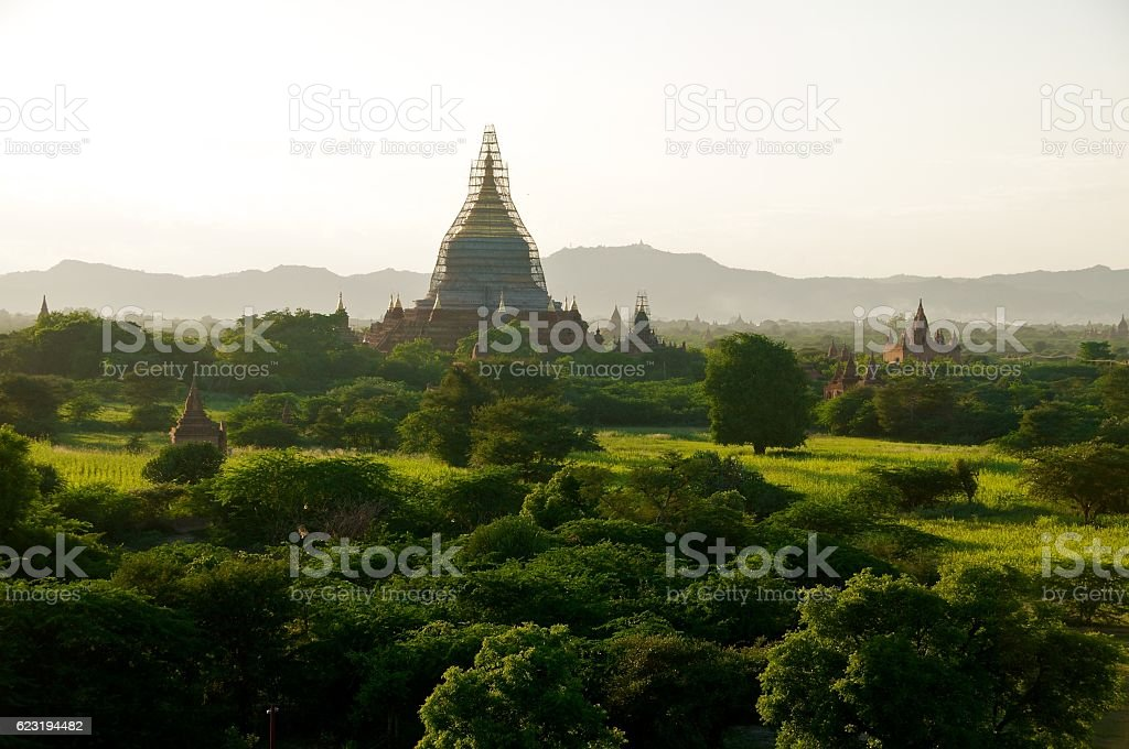 bagan 45 stock photo