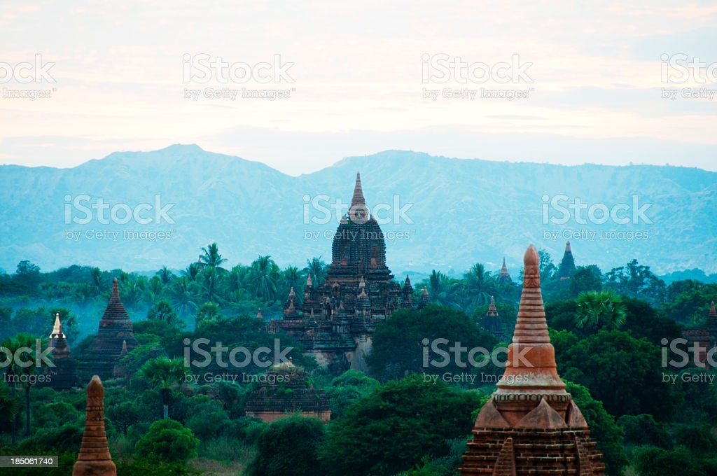 Bagan, Myanmar royalty-free stock photo