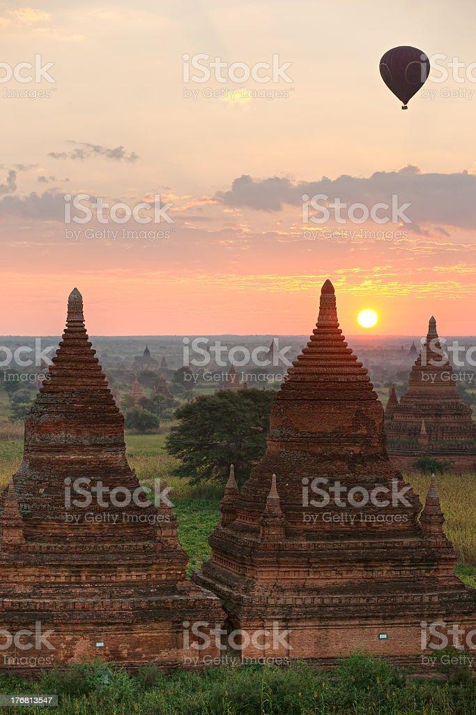Bagan. royalty-free stock photo