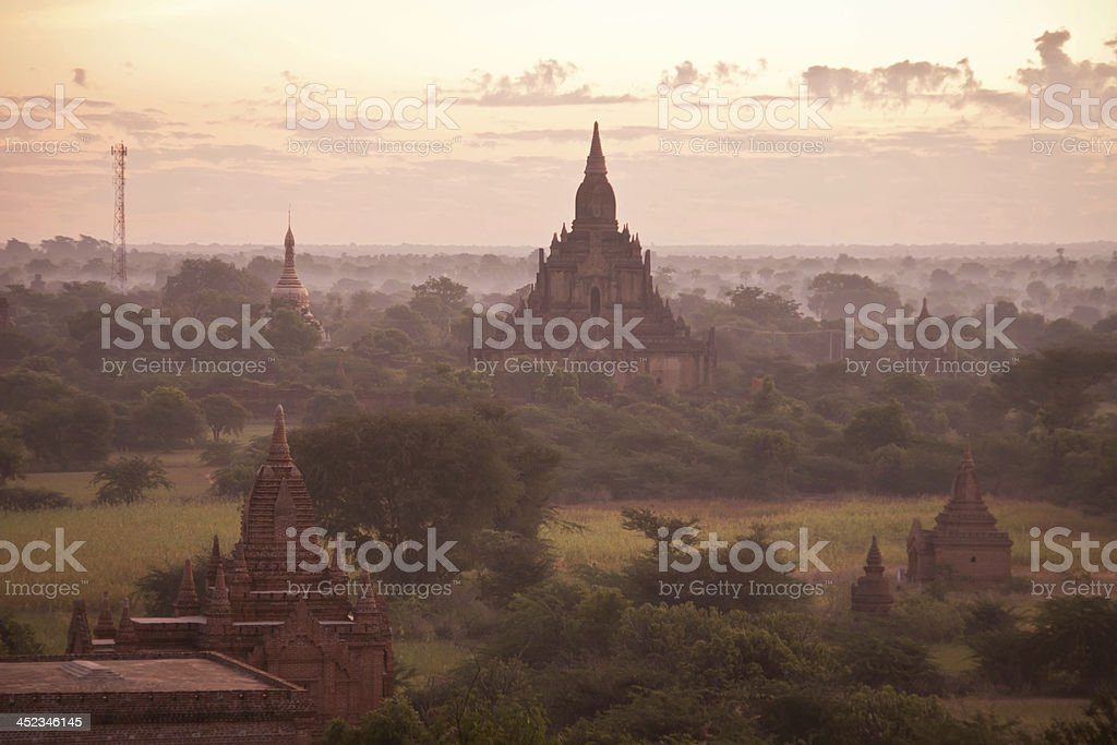 Bagan royalty-free stock photo