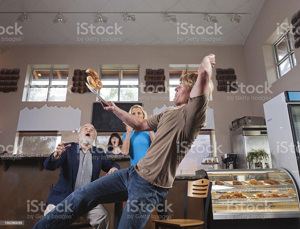 Bagels Anyone stock photo