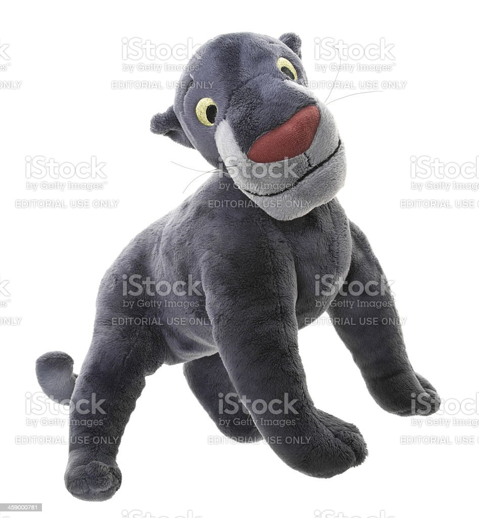 Bagheera Panther, The Jungle Book stock photo