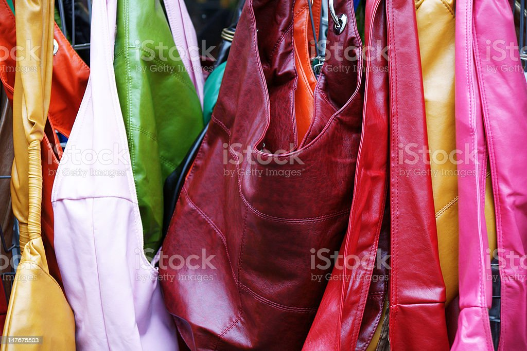 bags royalty-free stock photo