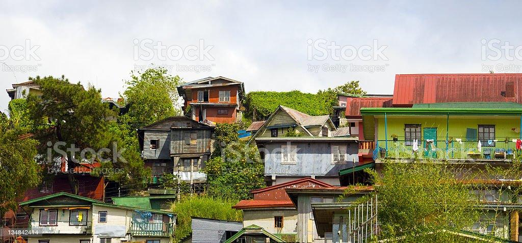 Baguio City, Philippines stock photo