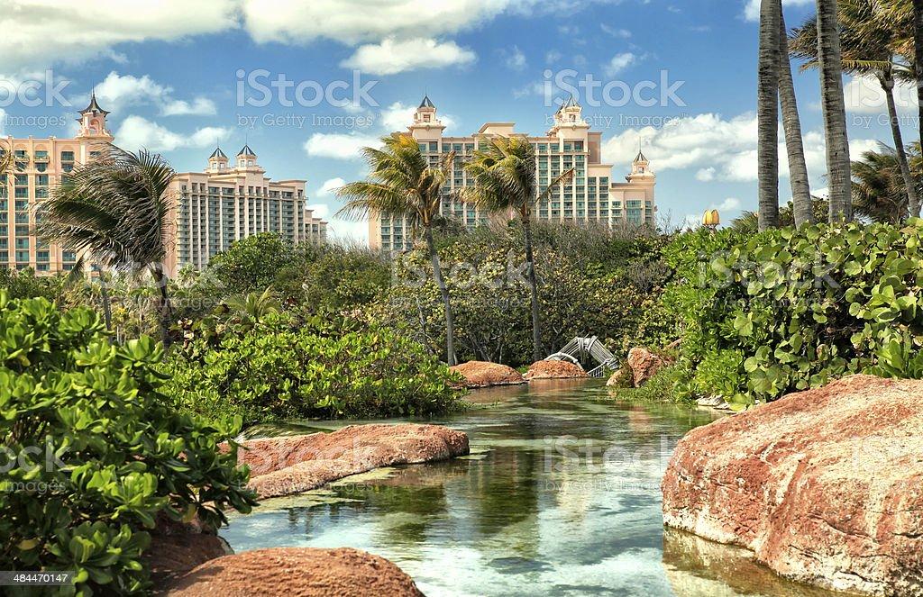 Bahamas stock photo