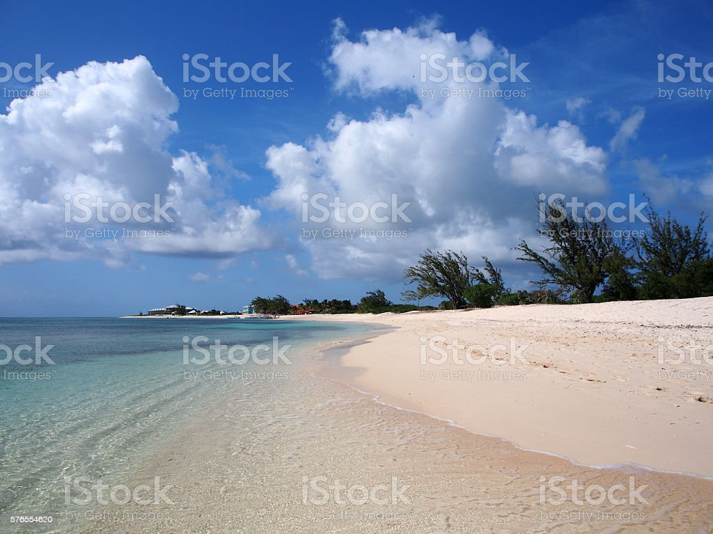 Bahari Beach stock photo
