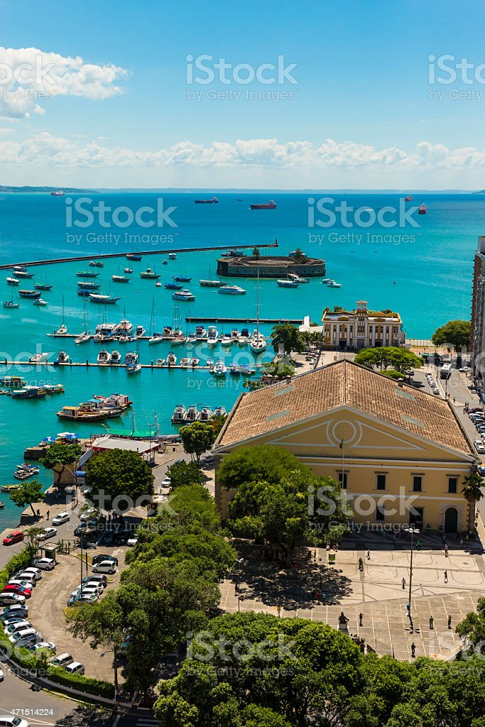 Bahia - Brazil stock photo
