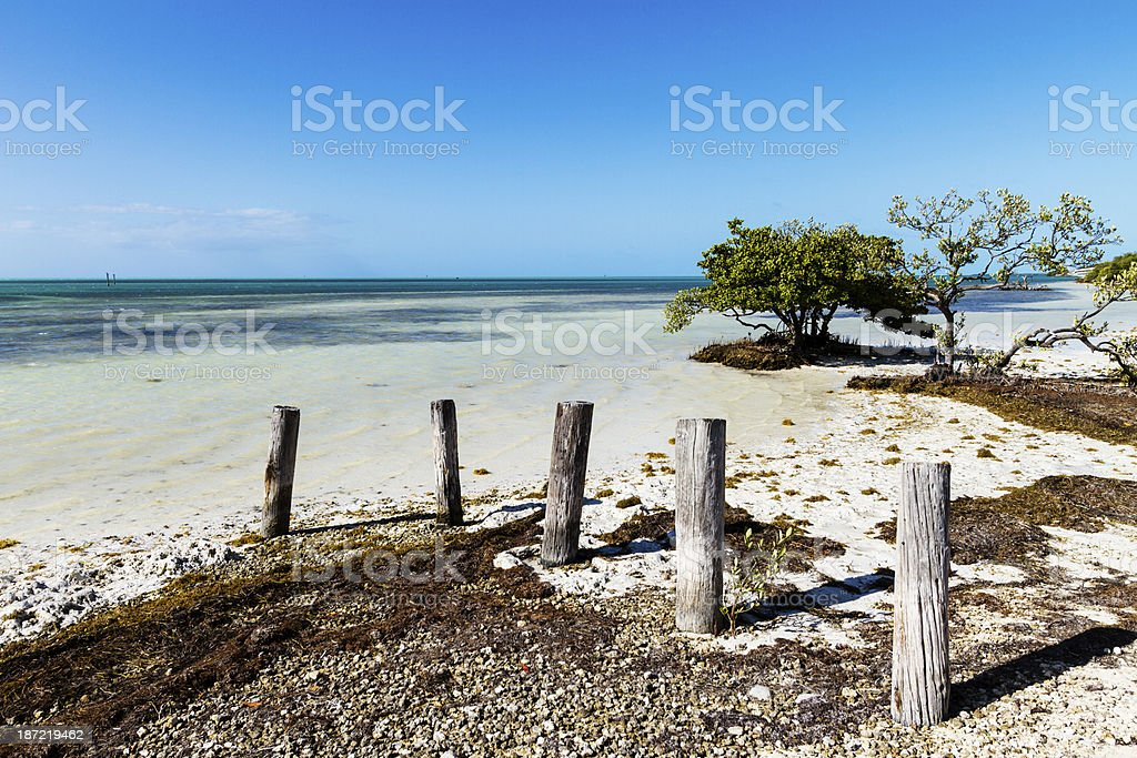Bahia Honda State Park, Florida, USA stock photo