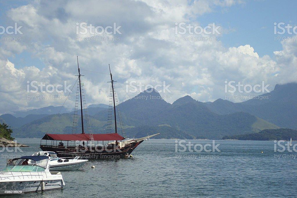 Bahia royalty-free stock photo