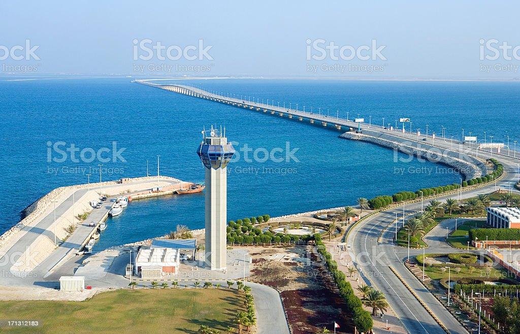 Bahrain stock photo