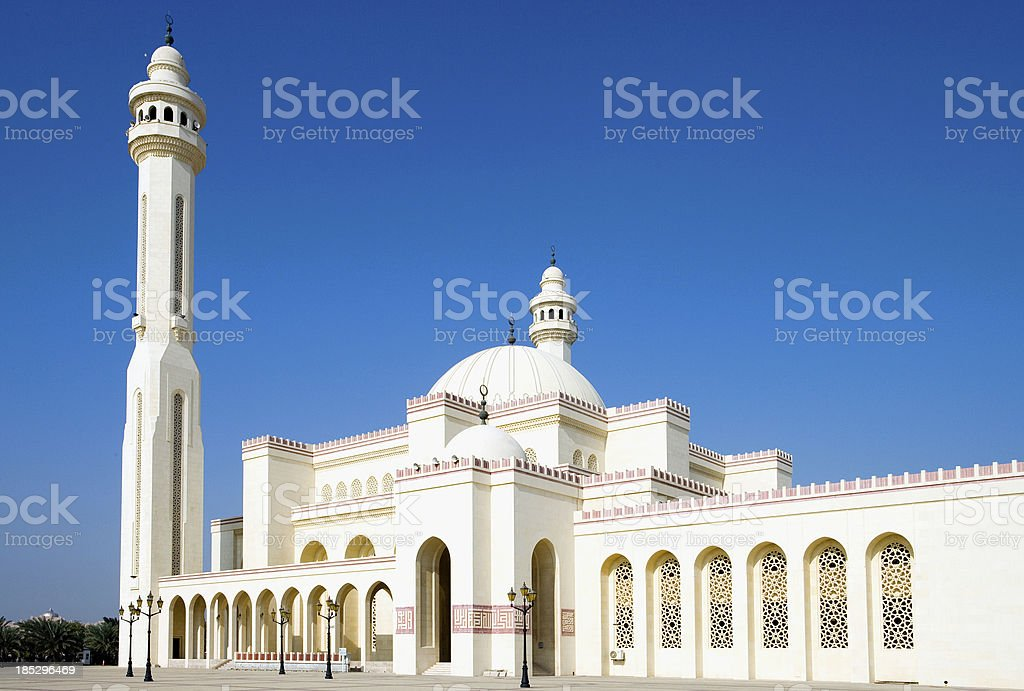 Bahrain royalty-free stock photo