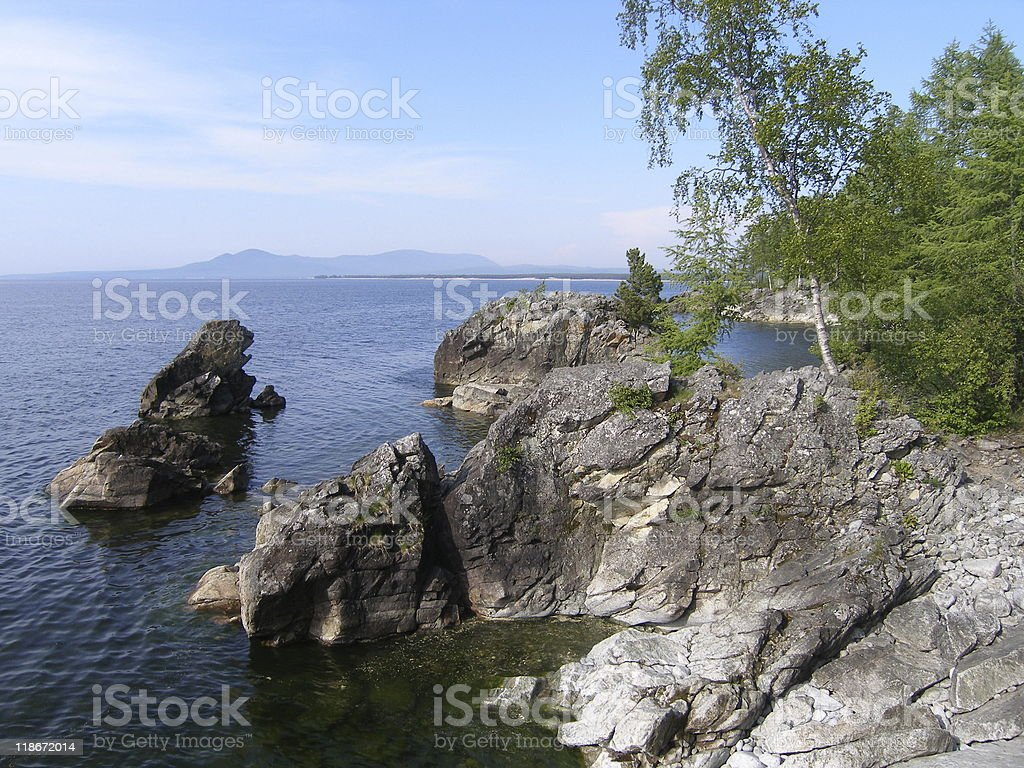 Baikal royalty-free stock photo