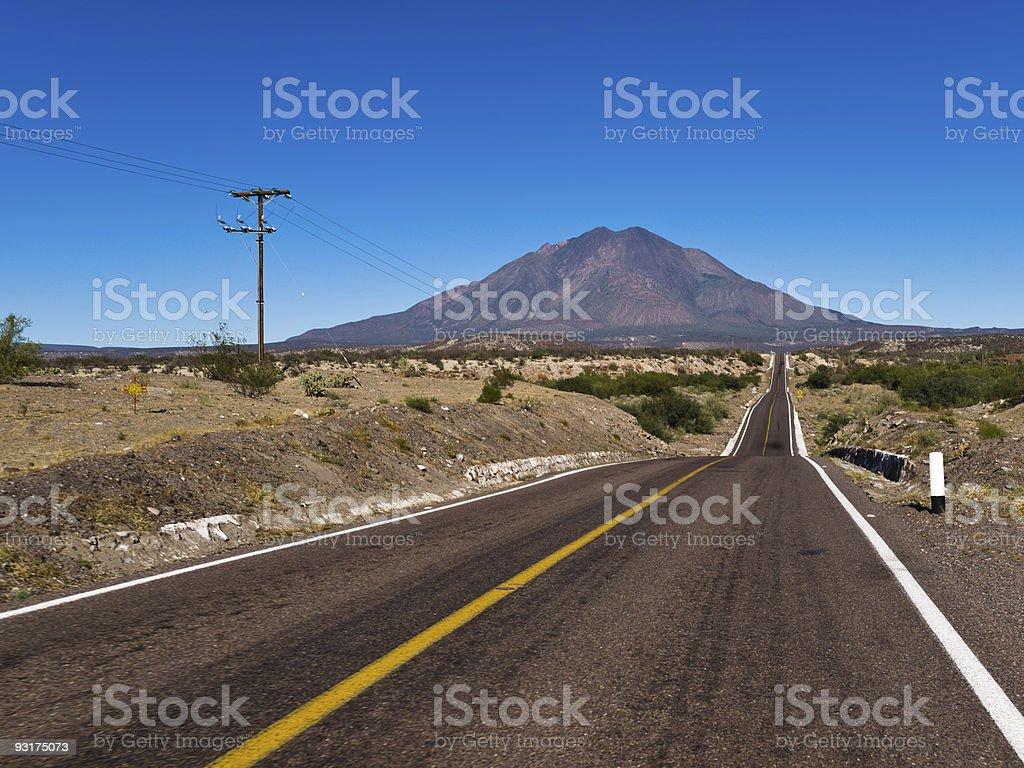 Baja California, Mexico stock photo