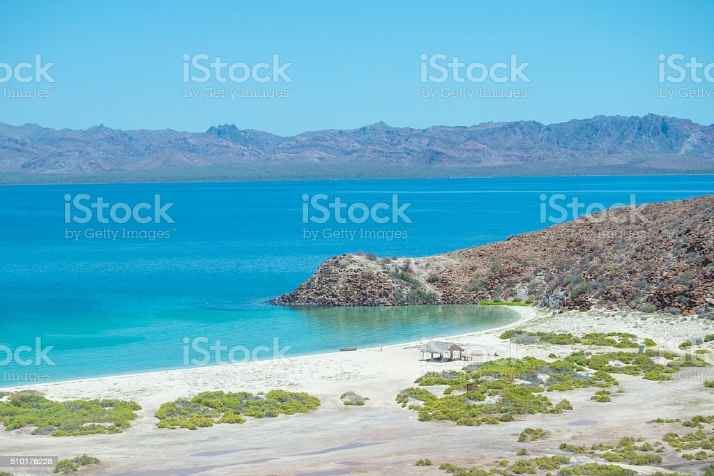 Baja California sur, Mexico stock photo
