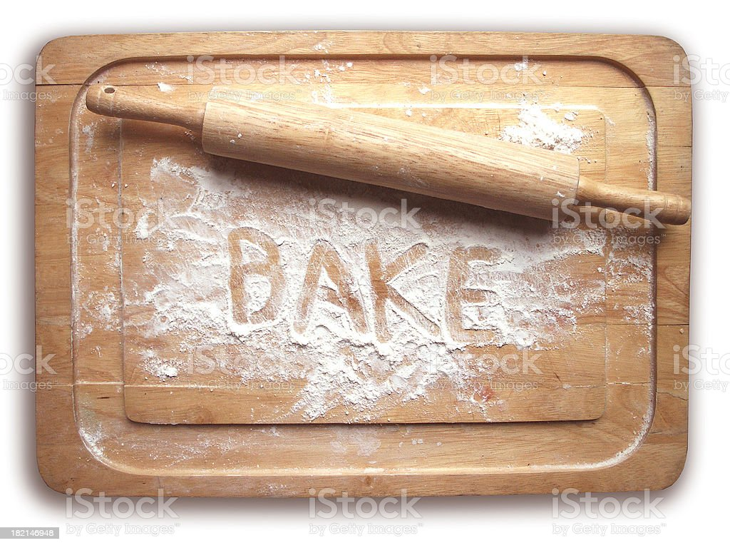 Bake It! royalty-free stock photo