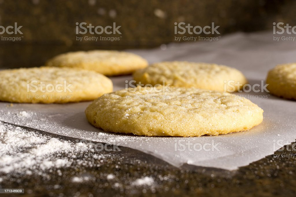 Baked fresh stock photo